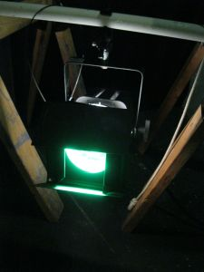 ECT Attic Light